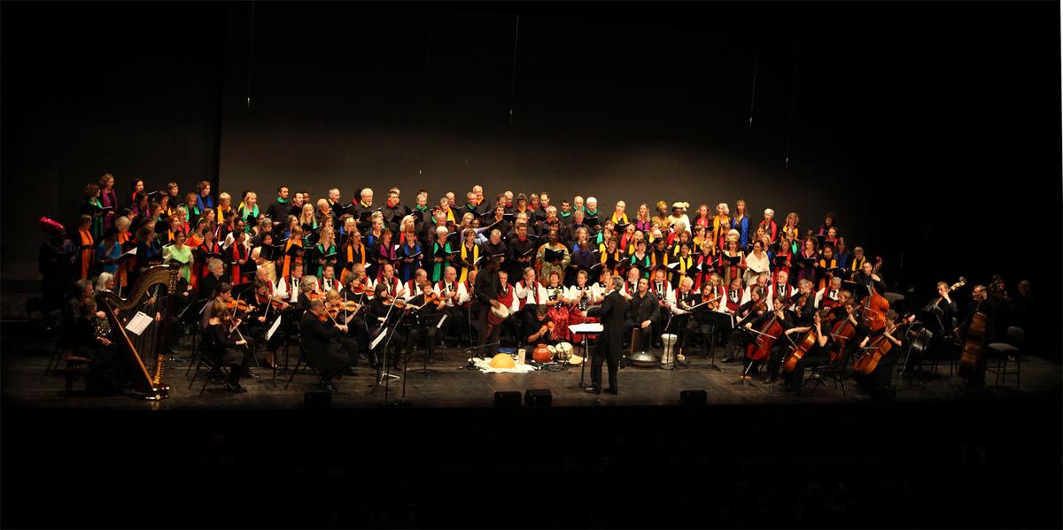 Chor der Nationen: KKL 2010